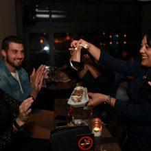 Γευστικό ταξίδι στην Ιταλία πραγματοποίηθηκε στο Agora στην Κοζάνη
