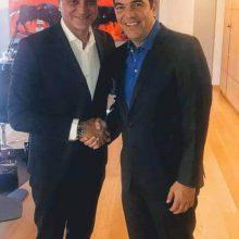 """Kozan.gr: Η ανάρτηση του Θοδωρή Καρυπίδη στο facebook: """"Σταθερά έντονο το ενδιαφέρον του Αλέξη Τσίπρα για την Δυτική Μακεδονία. Την Τετάρτη 13 και την Πέμπτη 14 Νοεμβρίου θα είναι μαζί μας!"""""""