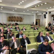 kozan.gr: Ώρα 12:00 μ.μ.: Koζάνη: Ξεκίνησε η εκλογική διαδικασία για την ανάδειξη νέου  Διοικητικού Συμβουλίου στην ΠΕΔ Δ. Μακεδονίας και την εκλογή εκπροσώπων για τη Γ.Σ. της ΚΕΔΕ (Φωτογραφίες & Βίντεο)