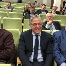 kozan.gr: Aυτοί είναι οι 8 δημοτικοί σύμβουλοι ( 4 – 4 από τους δύο συνδυασμούς, μετά από κλήρωση της 1 έδρας), που εκλέγονται στο Δ.Σ. της ΠΕΔ Δ. Μακεδονίας κι αυτοί είναι οι 5 δημοτικοί σύμβουλοι που εκλέγονται, ως εκπρόσωποι, για τη Γ.Σ. στην ΚΕΔΕ (Αναλυτικά αποτελέσματα και με βίντεο)