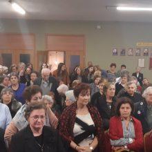 "kozan.gr: Πτολεμαϊδα: Εκδήλωση με ομιλία  από τον Σεβασμιότατο Μητροπολίτη Ν.Κρήνης και Καλαμαριάς κ.κ. Ιουστίνο με θέμα ""Τελικά ποιος είναι ο πλησίον"" πραγματοποιήθηκε το απόγευμα της Κυριακής 10/11 (Φωτογραφίες και Βίντεο)"