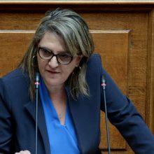 Τελιγιορίδου (βουλευτής Καστοριάς) κατά Μητσοτάκη: Η «επιτυχία» του Κρόκου Κοζάνης και η «πολιτική απατεωνιά»