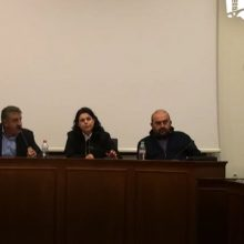 "kozan.gr: Έντονη αντιπαράθεση Δασταμάνη – Κουπτσίδη στην τελευταία συνεδρίαση του Δημοτικού Συμβουλίου Γρεβενών: ""Eίναι η τελευταία φορά που ανέχομαι να αναφέρεστε σε άτομα της οικογενείας μου"" είπε ο Γ. Δασταμάνης στον Δ. Κουπτσίδη – ""Δουλεύει κάποιο μέλος της οικογένειάς σας σε κάποιο υδροηλεκτρικό;"", ρωτούσε και ξαναρωτούσε ο Δ. Κουπτσίδης (Βίντεο)"