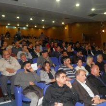 kozan.gr: Χρηματοδοτικό εργαλείο, για τους αγρότες, ύψους170 εκατομμυρίων ευρώ, ανακοίνωσε σήμερα Τρίτη 12 Νοεμβρίου, από την ΖΕΠ, στην Κοζάνη, ο υφυπουργός Αγροτικής ΑνάπτυξηςΚώστας Σκρέκας (Φωτογραφίες & Βίντεο)