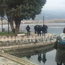 Ηλικιωμένος βρέθηκε νεκρός στη λίμνη της Καστοριάς (Φωτογραφίες & Βίντεο)