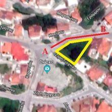 Επιστολή αναγνώστη στο kozan.gr: Οικόπεδοδίπλα στη πλατεία Σκρ'κας  μπορεί να αξιοποιηθεί  δίνοντας λύσεις (Φωτογραφίες)