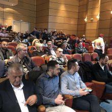 kozan.gr: Ώρα 19:27: Οι πρώτες φωτογραφίες από τη Στέγη Ποντιακού Πολιτισμού στην Κοζάνη, όπου θα διεξαχθεί η πολιτική εκδήλωση του ΣΥΡΙΖΑ με ομιλητή τον Αλέξη Τσίπρα