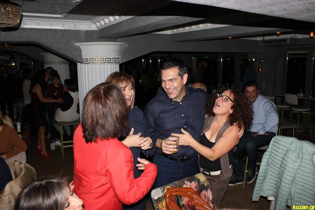 kozan.gr: Βραδινή έξοδος για τον Αλέξη Τσίπρα στην Κοζάνη  (48 Φωτογραφίες & Βίντεο)