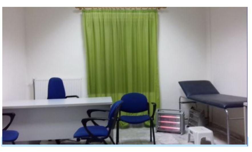 Μεταφορά-εξοπλισμός του κοινοτικού ιατρείου Μικροβάλτου στο χώρο του ανακαινισμένου ΚΕΦΟ (ΣΠΙΤΙ ΠΑΙΔΙΟΥ) – Εξακολουθεί το πρόβλημα έλλειψης γιατρού στην περιοχή των Καμβουνίων