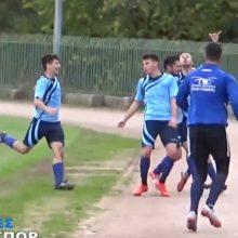 A' EΠΣΚ: Το γκολ του Μακεδονικού Κοζάνης με το οποίο επικράτησε με σκορ 1-0 απέναντι στον Εορδαϊκό (Bίντεο)