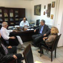 Επισκέψεις – Συναντήσεις του Βουλευτή της Νέας Δημοκρατίας Π.Ε. Κοζάνης Γιώργου Αμανατίδη στην Πτολεμαΐδα