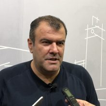 kozan.gr: Νέο σύγχρονο Καταφύγιο Αδέσποτων Ζώων Συντροφιάς, αξίας 300.000 ευρώ, προανήγγειλε ο Αντιδήμαρχος Καθαριότητας & Πρασίνου Β. Βασιλακόπουλος και τη λήψη νέων μέτρων ώστε σ' έναν ορίζοντα διετίας τα αδέσποτα ζώα συντροφιάς να είναι ανάλογα του πληθυσμού του Δήμου Κοζάνης (Bίντεο)