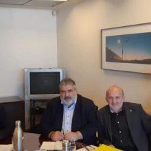 Σε ΡΑΕ και ΔΕΔΑ για θέματα της Δ.Ε.ΤΗ.Π. ο Δήμαρχος Εορδαίας Παναγιώτης Πλακεντάς.