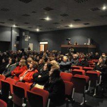Με επιτυχία η ενημερωτική εκδήλωση για την άνοια στην Αιανή, το απόγευμα της Δευτέρας 18 Νοεμβρίου