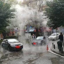 kozan.gr: Κοζάνη: Αιφνιδιασμός για περαστικούς και διερχόμενους οδηγούς, από αναδυόμενους ατμούς, σε κεντρικό δρόμο της Κοζάνης (Βίντεο & Φωτογραφίες)