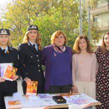 kozan.gr: Κοζάνη: Ενημερωτικό υλικό με αφορμή την Παγκόσμια Ημέρα Εξάλειψης της Βίας κατά των Γυναικών, διανεμήθηκε το πρωί του Σαββάτου 23/11, στην κεντρική πλατεία της πόλης (Φωτογραφίες & Βίντεο)