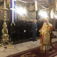 kozan.gr: Ο σημερινός Όρθρος, Πανηγυρική Θεία Λειτουργία, στον Ιερό Καθεδρικό και Μητροπολιτικό Ναό του Αγίου Νικολάου Κοζάνης, για το σημερινό εορτασμό  της Αγίας Αικατερίνης (Bίντεο & Φωτογραφίες)