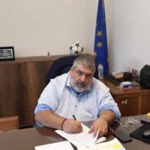 Υπογραφή σύμβασης για το έργο με τίτλο : «Αγροτική Οδοποιία στην Τ.Κ. Ασβεστόπετρας Δήμου Εορδαίας»