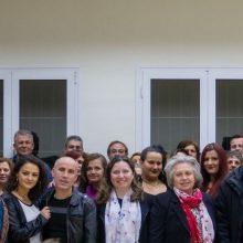 Οι εκπαιδευόμενοι του του Σχολείου Δεύτερης Ευκαιρίας Κοζάνης για τη συμμετοχή τους στο πρόγραμμα «Λέμε την Αλήθεια στην εξουσία»