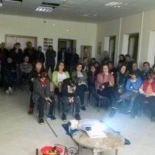 Η Εθελοντική Διασωστική Ομάδας Πτολεμαΐδας θέλει να συγχαρεί, τον Πολιτιστικό Σύλλογο Μεσοβούνου ''ΚΡΕΜΙΤΣΑ'' για την εξαιρετική και πολύ σημαντική τους πρωτοβουλία να προμηθευτούν και να εγκαταστήσουν στην κοινότητα ένα Αυτόματο Εξωτερικό Απινιδωτή