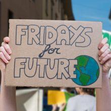 Fridays For Future: Η Κοζάνη ενώνει τη φωνή της με το Παγκόσμιο Κίνημα ενάντια στην Κλιματική Κρίση, την Παρασκευή 29 Νοεμβρίου,  στην κεντρική πλατεία Κοζάνης
