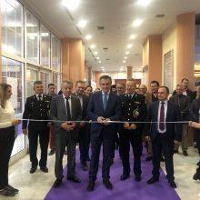 kozan.gr: Εγκαινιάσθηκε, το απόγευμα της Παρασκευής 29/11, η 2ηκλαδική έκθεση και το συνέδριο Αρωματικών και Φαρμακευτικών φυτών, στο Εκθεσιακό Κέντρο στα Κοίλα Κοζάνης (110 Φωτογραφίες & Βίντεο 8′)