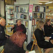kozan.gr: Κοζάνη: Πραγματοποιήθηκε το βράδυ της Παρασκευής 29/11, η παρουσίαση της ποιητικής συλλογής του Κωνσταντίνου Τσιάγκα (Εύδηλος Ελλην) με τίτλο«Ποιητικές εξάρσεις, νοητικές συμπληγάδες»  (Φωτογραφίες & Βίντεο)