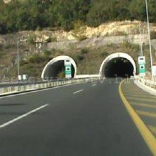 Βέροια: Τροχαίο ατύχημα με δυο φορτηγά στην Εγνατία οδό