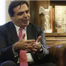 Αντιπρόεδρος Ευρωπαϊκής Επιτροπής: Μαργαρίτης Σχοινάς: «Από την Ελλάδα με σημαντικές_επενδύσεις θα ξεκινήσει το Ταμείο Δίκαιης Μετάβασης – Όλος αυτός ο λιγνίτης που δε θα καίγεται πια από τη Δυτική Μακεδονία έχει πολλές εφαρμογές στη γεωργία, ως λίπασμα, ως χώμα και λαμπρό πεδίο εξαγωγών σε περιοχές του κόσμου, όπως στην Αφρική»