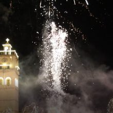 kozan.gr: Με πυροτεχνήματα υποδέχτηκε το 2020 η πόλη της Κοζάνης (Βίντεο)
