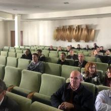 kozan.gr: Προβολή του ντοκιμαντέρ «Οι Φανοί, ένα έθιμο της Αποκριάς» και συζήτηση με τους ανθρώπους των Φανών, περιελάμβανε η εκδήλωση που διοργάνωσε, το πρωί της Κυριακής 1 Δεκεμβρίου, ο Οργανισμός Αθλητισμού, Πολιτισμού & Νεολαίας του Δήμου Κοζάνης  (Φωτογραφίες & Βίντεο)