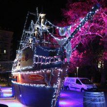 kozan.gr: Πτολεμαίδα: Αυτή θα είναι η τελική μορφή που θα έχει το καράβι των ξωτικών που θα εγκατασταθεί στην κεντρική πλατεία της πόλης