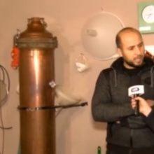 "kozan.gr: Σε ""καζάνι"" στο Βαθύλακκο του Δήμου Σερβίων, για τα μυστικά της παραγωγής του τσίπουρου,  ""ταξίδεψε"", το πρωί της Κυριακής 1/12, η πρωινή εκπομπή της ΕΡΤ1  ""Μαζί Σαββατοκύριακο"" (Βίντεο)"