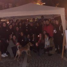 kozan.gr: Πτολεμαίδα: Φοιτητές/ιες του τμήματος Μαιευτικής του Πανεπιστήμιου Δ. Μακεδονίας πραγματοποίησαν, το απόγευμα της Κυριακής 1/12, ενημερωτική δράση για το AIDS  (Φωτογραφίες & Βίντεο)