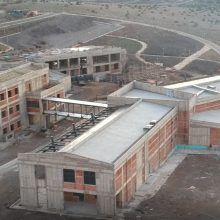 "kozan.gr: Κοζάνη: ""Mεγάλωσαν"" ακόμη περισσότερο τα κτήρια στην ανεγειρόμενη Πανεπιστημιούπολη Δ. Μακεδονίας στην περιοχή της ΖΕΠ – Σημερινές (01/12/2019) εικόνες (Βίντεο)"