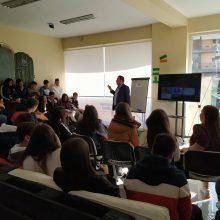 Επίσκεψη του 4ου ΓΕΛ Κοζάνης στο Europe Direct Δυτικής Μακεδονίας (Δελτίο τύπου)