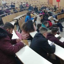 Ευχαριστήριο της Διεπιστημονικής ομάδας της 1 ΤΟΜΥ Κοζάνης και του ΚΥ Κοζάνης στη διοίκηση του Πανεπιστημίου Δυτικής Μακεδονίας