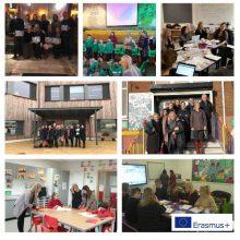 Το Δημοτικό Σχολείο Λευκοπηγής στην Ουαλία με το πρόγραμμα ERASMUS+