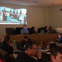 kozan.gr: Το βίντεο – αφιέρωμα στο φωτορεπόρτερ Χ. Μπλέτσο, που προβλήθηκε στη σημερινή συνεδρίαση του Δημοτικού Συμβουλίου Κοζάνης