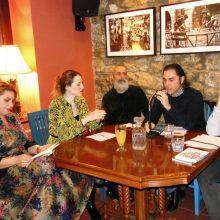 kozan.gr: Κοζάνη: Εκδήλωση παρουσίασης των ποιημάτων του Γιάννη Γιαννακόπουλου, πραγματοποιήθηκε το βράδυ της Δευτέρα 2/12 (Βίντεο & Φωτογραφίες)