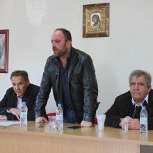 Πραγματοποιήθηκε από την Κ.Ο. Καμβουνίων του ΚΚΕ στο Τρανόβαλτο, του Δήμου Σερβίων, εκδήλωση με θέμα τις θέσεις του ΚΚΕ για τον ορυκτό πλούτο και ειδικότερα για το μάρμαρο  (Bίντεο & Φωτογραφίες)