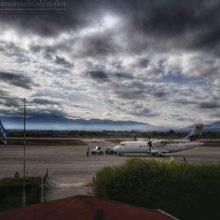 "kozan.gr: Επιστροφή στην ""κανονικότητα"" για το αεροδρόμιο της Κοζάνης – Η πρώτη πτήση της SKY EXPRESS SA, από Αθήνα, έφτασε το μεσημέρι της Τρίτης 3/12 (Φωτογραφία)"