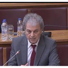 Τοποθέτησή βουλευτή Κοζάνης Γ. Αμανατίδη στην  Δ.Ε. Παραγωγής & Εμπορίου, με θέμα το «Εθνικό Σχέδιο για την Ενέργεια και το Κλίμα» (13-12-2019)