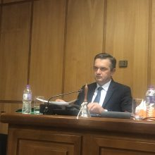 kozan.gr: Μελέτη για τον έλεγχο της στατικής επάρκειας και συντήρησης για την Υψηλή Γέφυρα των Σερβίων ζήτησε από το Υπουργείο Μεταφορών η Περιφερειακή Αρχή – Παράλληλα, Καθηγητής του ΑΠΘ επισκέφτηκε κι είδε τη γέφυρα προκειμένου να υποδείξει τις περαιτέρω ενέργειες (Βίντεο)