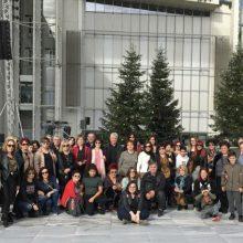 """Με τη συμμετοχή 80 μελών και φίλων της """"Υψικαμίνου"""" ολοκληρώθηκαν οι δυο εξορμήσεις πολιτισμού σε Θεσσαλονίκη και Αθήνα"""