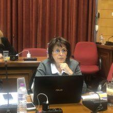 kozan.gr: Ξέσπασμα αγωνίας της Γ. Ζεμπιλιάδου με αφορμή το νέο Εθνικό Σχέδιο για την Ενέργεια και το Κλίμα (ΕΣΕΚ) κι όσα φέρνει για τη λειτουργία των τηλεθερμάνσεων καθώς κι άλλα ζωτικά ζητήματα για την περιοχή, λόγω απολιγνιτοποίησης, από το 2023, πολύ νωρίτερα από το 2028 – Ζήτησε άμεσα να γίνει συνάντηση με τον Πρωθυπουργό  κι η Περιφέρεια Δ. Μακεδονίας να κηρυχθεί σε κατάσταση έκτακτης ανάγκης – Τι απάντησε ο Γ. Κασαπίδης  (Βίντεο)
