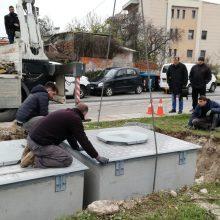 Επεκτείνεται το πρόγραμμα: 43 συστήματα υπόγειων κάδων απορριμμάτων σε όλο το εύρος του Δήμου Κοζάνης (Bίντεο)
