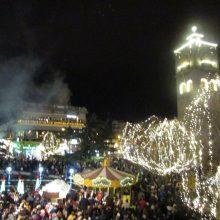 Συνεχίζονται οι γιορτινές εκδηλώσεις στο Δήμο Κοζάνης.   Παρασκευή, Σάββατο και Κυριακή 20-21-22/12/2019