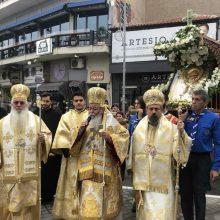 kozan.gr: Koζάνη: Πλήθος πιστών στη σημερινή (6/12) πάνδημη λιτάνευση της Ιεράς Εικόνας του Αγίου Νικολάου, στο πλαίσιο του εορτασμού του πολιούχου της πόλης (Bίντεο 8′ σε HD ανάλυση & 30 Φωτογραφίες)