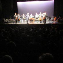 kozan.gr: Κατάμεστη, η Κεντρική Σκηνή του ΔΗΠΕΘΕ Κοζάνης, το απόγευμα της Παρασκευής 6/12, για τη συναυλία με τον Λεωνίδα Καβάκο και την Κρατική Ορχήστρα Αθηνών (Φωτογραφίες & Βίντεο)